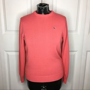 Vineyard Vines Whale Classic Fit Crewneck Sweater
